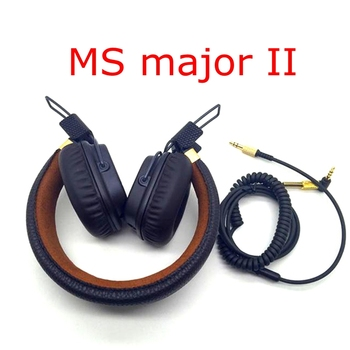 Shipping within 24 hours Major II Wired Headphones and wireless 2nd major headsets earphones for marshall wireless good quality