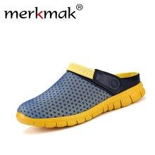 Shoes Men Beach Slippers Flip Flops Sandal Man Summer Outdoor Breathable Lovers Unisex Casual Indoor Shower