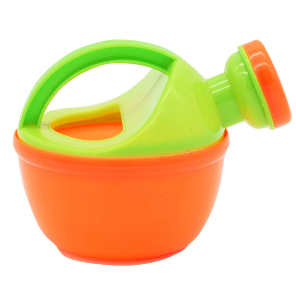 Baby Toys Bath Pot Play Shower Products Tubs newborn Faucet Extender bathtub plastic watering can beach Sand water tools gift