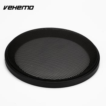 6 Inch Round Hole SubWoofer Car Speaker Cover Universal Speaker Audio Audio Speaker Cover Vehicle Car Subwoofer Cover Protector subwoofer