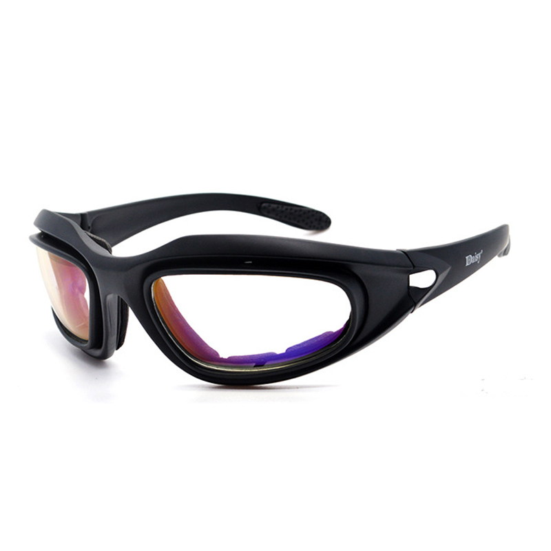 New C5 UV400 Polarized For Men Eye Protection Motocycle Polarized Glasses Dustproof Ski Snowboard Goggles Motorcycle