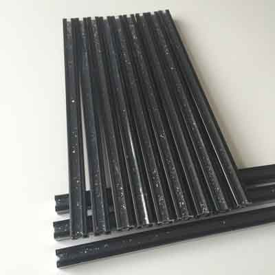 3x750mm and 9x 360mm 2020 aluminum extrusion for Kossel XL 9 9 750