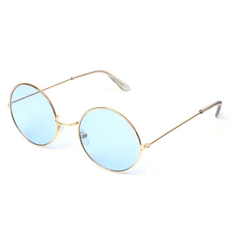 แว่นตากันแดดเหล้าองุ่นแว่นตากันแดดผู้หญิง Ocean สีเลนส์แว่นตากันแดดผู้หญิงยี่ห้อออกแบบโลหะกรอบแว่นตา Oculos UV400