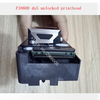 new version unlocked F186000 dx5 head Original and new galaxy witcolor Chinese eco solvent printer dx5 printhead