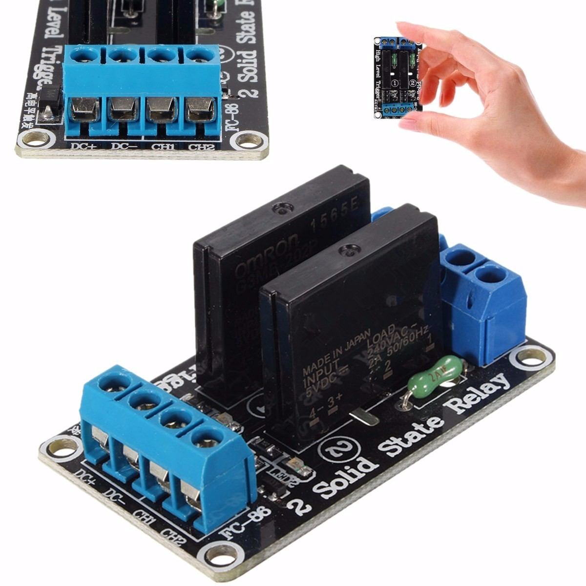 Popular Relay VBuy Cheap Relay V Lots From China Relay V - Solid state relay nais