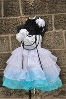 Kamelia Odzież Japoński Anime Vocaloid Hatsune Miku Cosplay Cosplay Costume