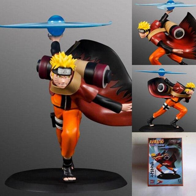 Naruto Shuriken 18cm Action Figure PVC Collectible Toy