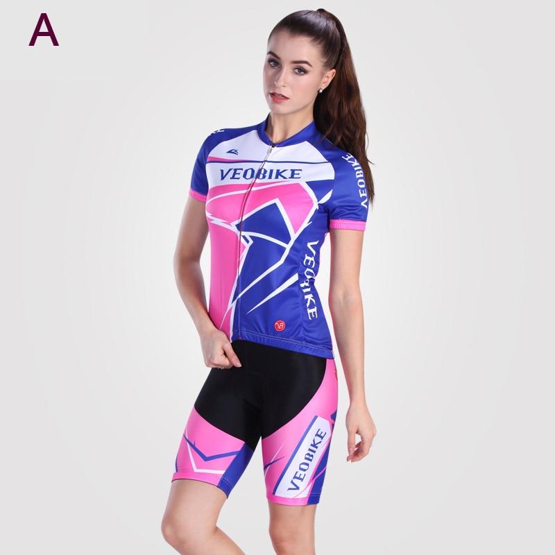 Cycling Jersey Cycling Suit Bike Jersey Abbigliamento Ciclismo Estivo Cycling Wear Cycling Bib Shorts for Women WS01 gore bike wear women s xenon lady jersey