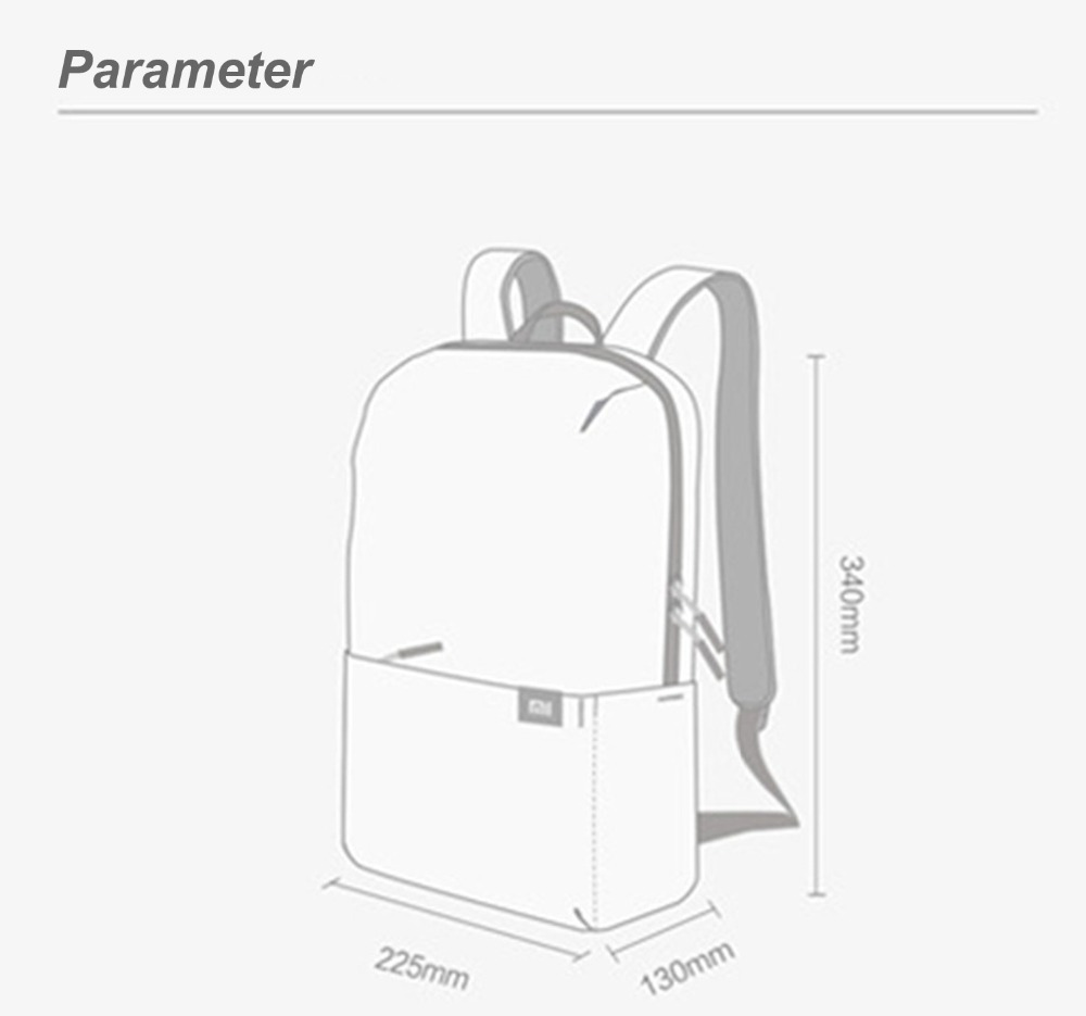 Mi 10L Backpack