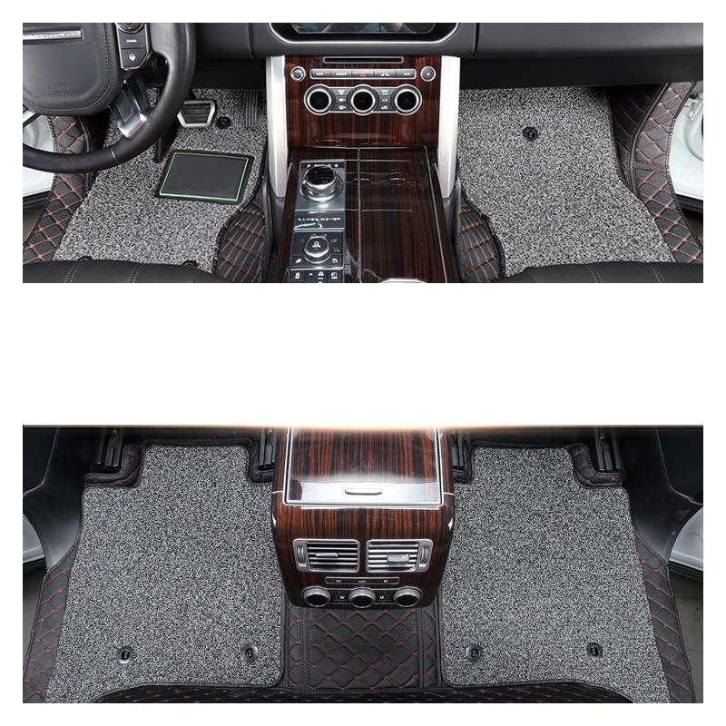 Car Side Fender Air Vent Grille for Land Rover Range Rover Full Size 2013-2016