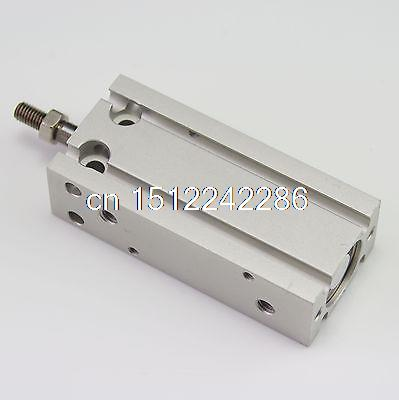SMC Type CDU16-25D Free Mount Cylinder Double Acting Single Rod 16-25mm smc free mounting cylinder cdu16 20d new original genuine