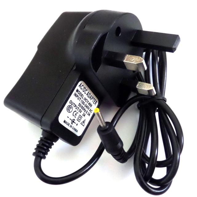 5v 2 amp Ingo Monster High 7 Tablet ac/dc power supply charger cable ...