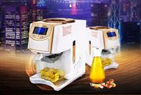 2018 작은 가족 전기 지능형 콜드 핫 땅콩 올리브 커널 자동 오일 프레스 기계 ZYJ905 구운 Frie