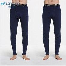2/pcs  Mens Thermal Underwear Long Johns Men Cotton Winter Warm Brand Male Autumn Clothes Set
