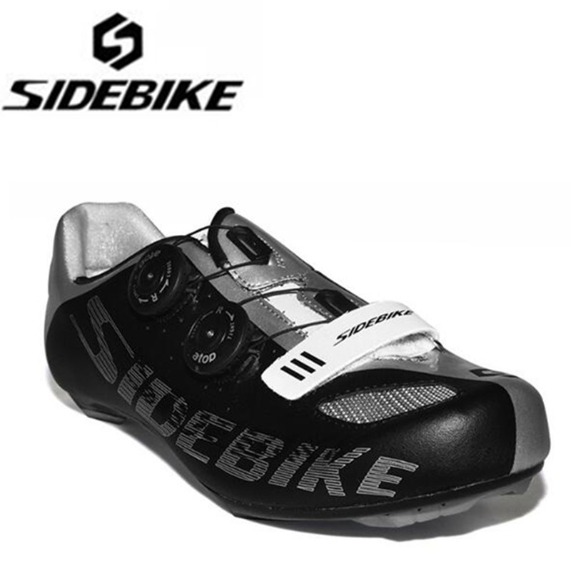 Sidebike Men Women Cycling Shoes Road Bicycle Shoes Ultralight Self-locking Cycling Bike Shoes Sneaker Sapatos De Ciclismo Red Squeeze Toys