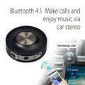 Avantree Bluetooth Car Kit and Bluetooth Receiver A2DP for streaming music and call Car Stereo Handsfree no battery CaraBasic