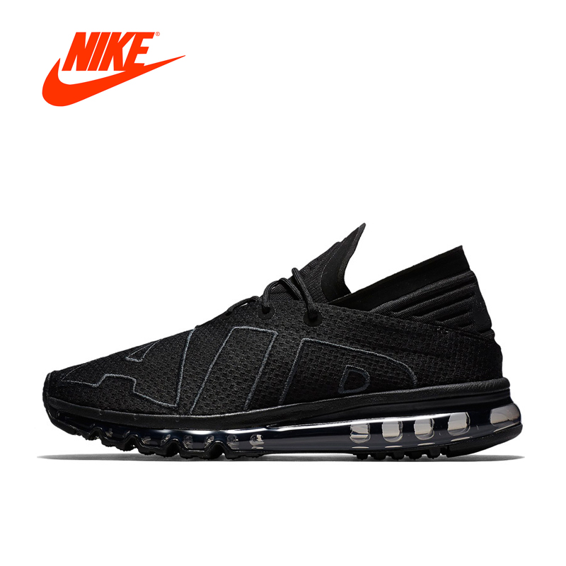 Original Authentic Nike Air Max Flair Mens Breathable Running Shoes Male Breathable Sports Sneakers New Arrival