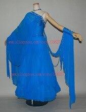 Dresses Dance Ballroom Lady Salsa Latin Samba Rumba Chacha Competition Dress