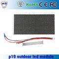 P10 SMD открытый водонепроницаемый IP67 полноцветный 16 * 32 1/2 сканирования из светодиодов diaplay модуль щит для P10 открытый из светодиодов дисплей