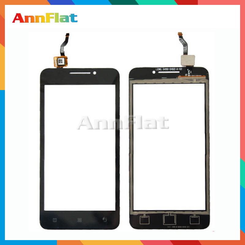 High Quality 4.5 For Lenovo A3600 Touch Screen Digitizer Front Glass Lens Sensor Panel Free Shipping