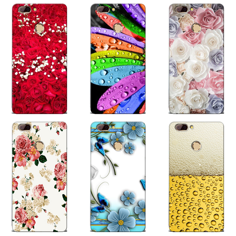 Good Quality Colorful Cases For Oukitel U20 Plus Printing Drawing Mobile Phone Girls Full Back Cover Silicone Soft Tpu Case Phone Bags & Cases Fitted Cases