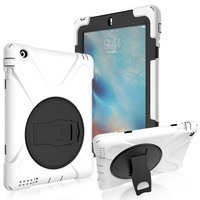 Case For IPad 4 3 2 Retina Display Hard Plastic Rugged Cover Shell With Kickstand 360
