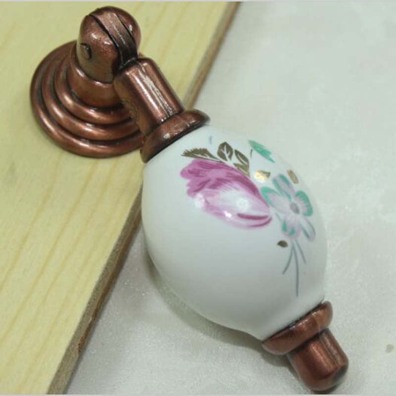 Online Buy Wholesale antique copper door knobs from China antique