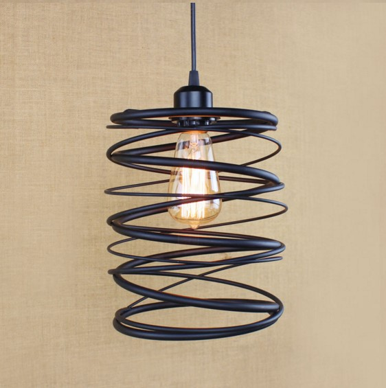 60W America Style Loft Vintage Pendant Lamp Lights For Dinning Room Industrial Lighting Lustres De Sala Lamparas цена