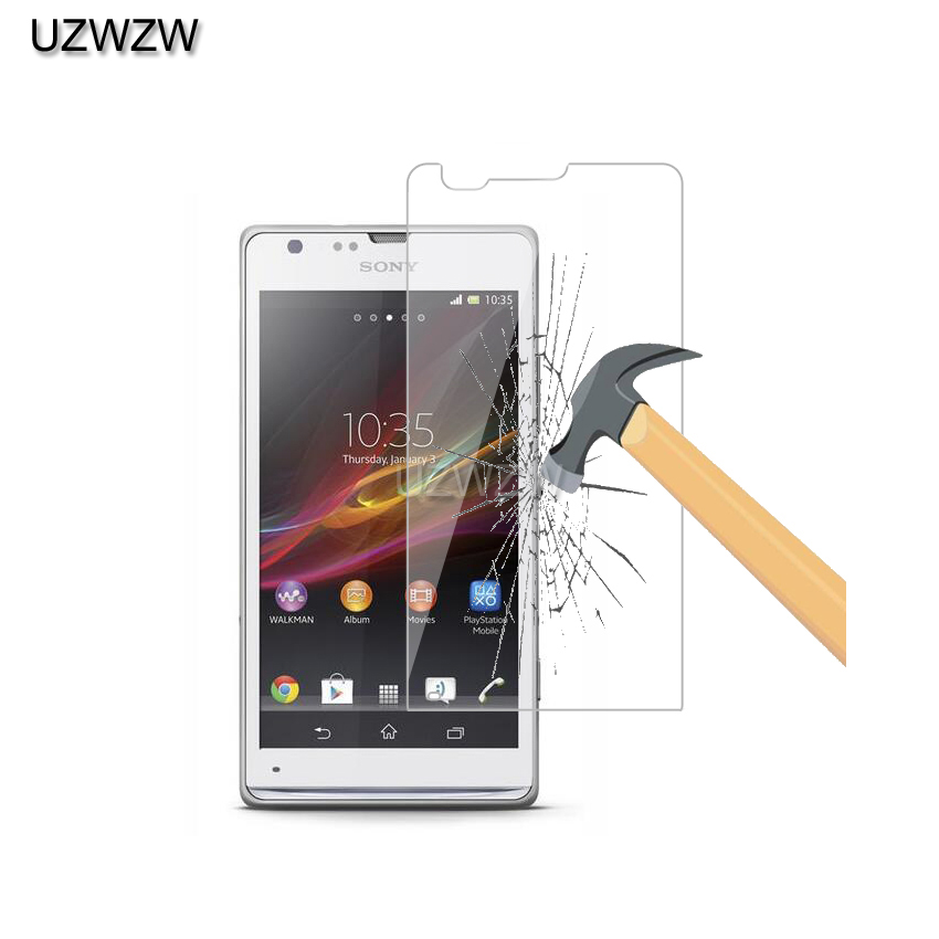 2.5D Tempered Glass For Sony Xperia SP M35h C5302 C5303 C5306 Screen Protector Film Glass For Sony Xperia SP M35 M35H Glass2.5D Tempered Glass For Sony Xperia SP M35h C5302 C5303 C5306 Screen Protector Film Glass For Sony Xperia SP M35 M35H Glass