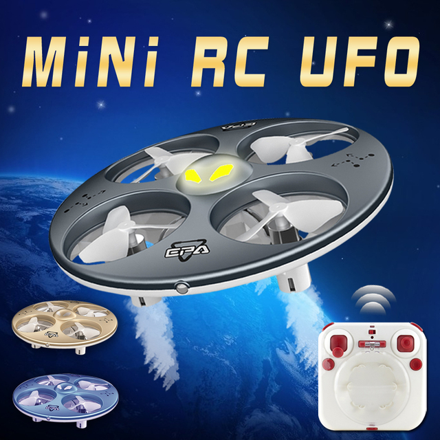 Mini Drone RC Helicopter Quadcopter Dron Quad Droni Copter Remote Control Toy Drohne Micro Quadrocopter Small UFO For Kids