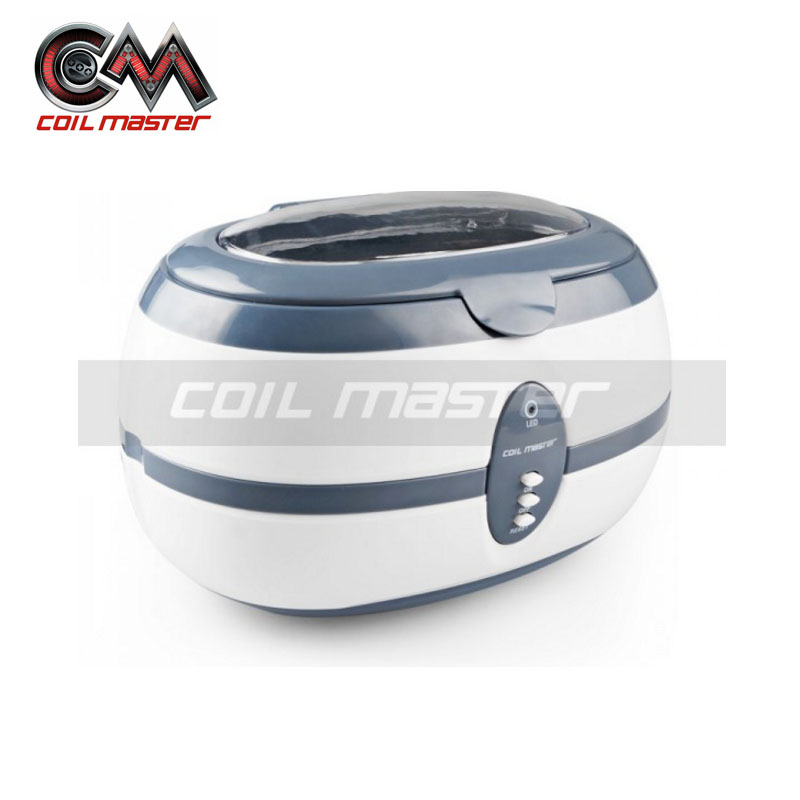 Authentic Coil Master Ultrasonic Cleaner For RTA RDA RDTA Sub Ohm Tanks 110V Ultrasonic Cleaner Baskets