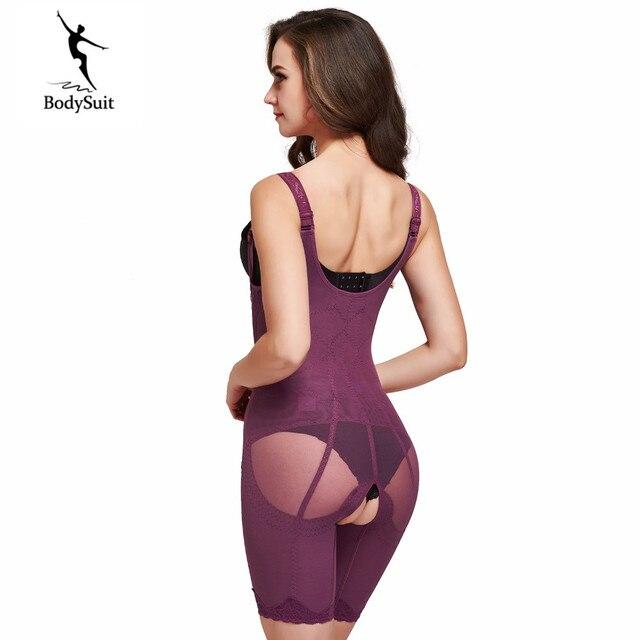 c7b453aa2034 Slimming Underwear shaper bodysuit body Lingerie hot Shaper Slim Belt belly  Underwear butt lifter Ladies Shapewear Body Panty