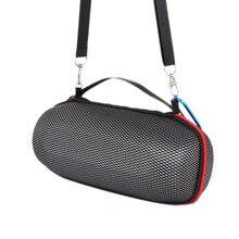 Дорожная незаменимая сумка для динамиков EVA сумка на плечо для JBL Charge 4 Bluetooth динамик портативная двойная молния открытие
