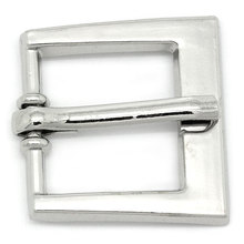 Silver Tone Trapezoid Buckles Clasps Crafts Shoes Bags Accessory 22x23mm, 20Pcs 20pcs 0 36