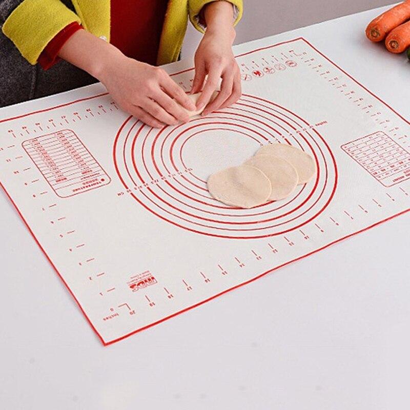 Aliexpress Com Buy Silicone Baking Sheet Rolling Dough