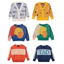 2017 autumn winter letter TAO knit for kids boys girls