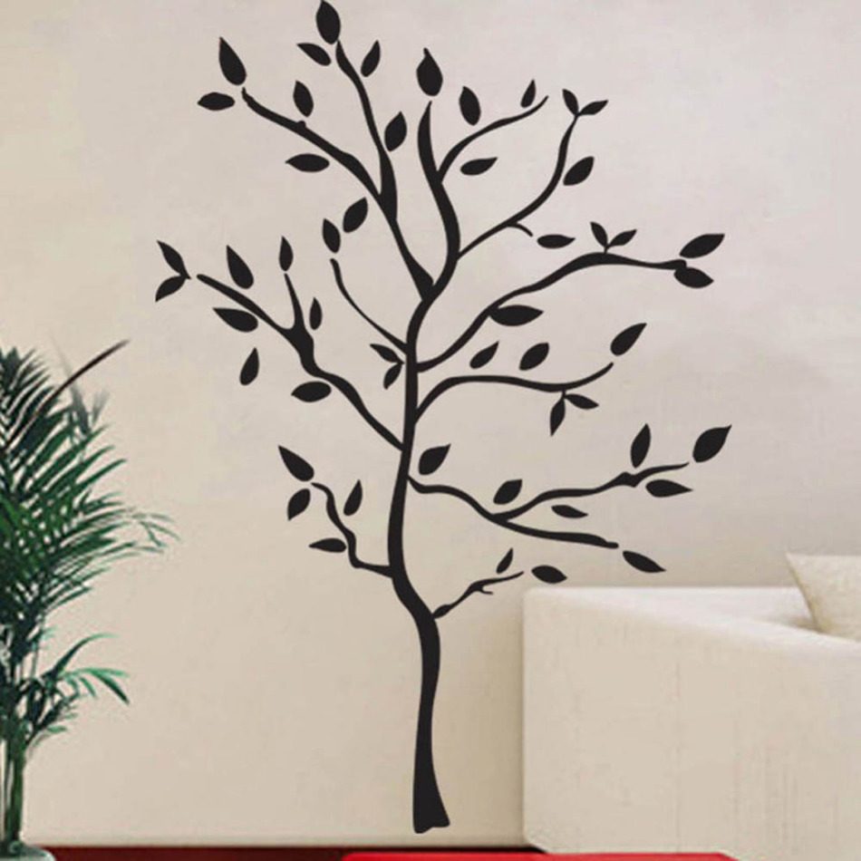 Home window door sticker tree wall stickers decoration for living home window door sticker tree wall stickers decoration for living room bedroom bathroom wall art decor drop shipping in wall stickers from home garden on amipublicfo Choice Image