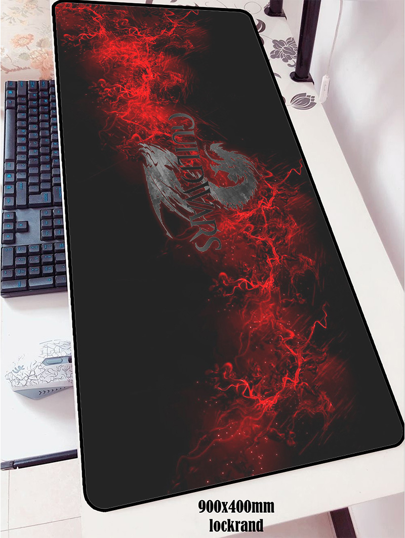 guild wars 2 mouse pads Fashion pad to mouse notbook computer mousepad High-end gaming padmouse gamer to keyboard mouse mat 2018 new samdi wood mouse pad with pen slot luxury computer mouse pads birch walnut mouse mat for apple mouse apple pen pencil