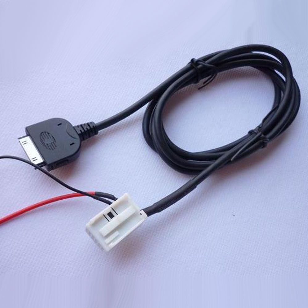 Cable for iPhone IPOD input to Mercedes benz Comand APS NTG CD 20 30 50