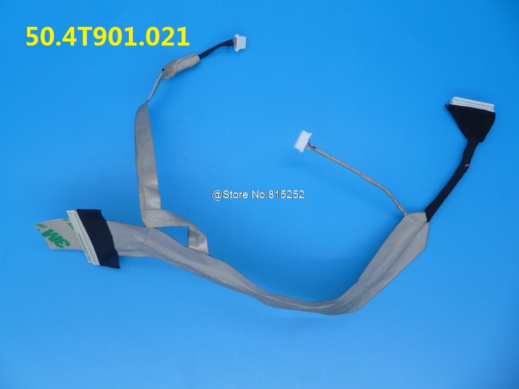 Laptop LCD Cable For <font><b>Acer</b></font> AS4710 4710Z 4315 4715 4310 <font><b>4920</b></font> 4920G 50.4T901.021/AS4730 4730Z 4930 4630 D720 DC02000P200 New image
