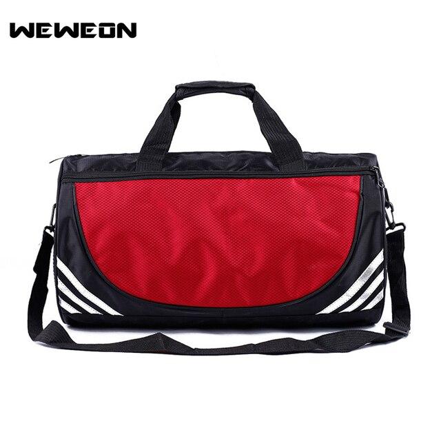 2017 New Single Shoulder Gym Bag Portable Mens Football Basketball Waterproof Professional Sports