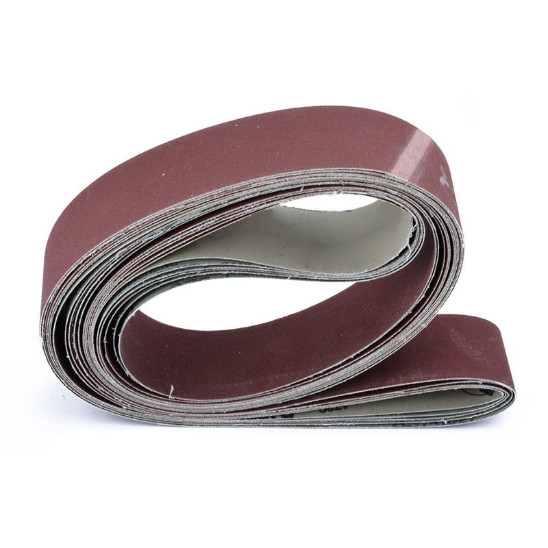 6pcs 2*72 Inch 180~800 Grit Sanding Belt Sandpaper Sander Abrasive Band Parts