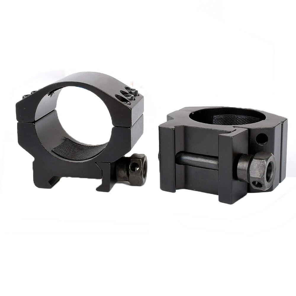 Низкопрофильное кольцо WIPSON, 2 шт., крепление на планку Вивера Пикатинни, 6 болтов, 30 мм, кольцо для прицела, аксессуары для экстремальной охоты