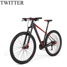"New Carbon mtb 29er Mountain Bike 15.5'' 17.5''19"" carbon mtb Bicycle 29 Bicicletas mountain bike"