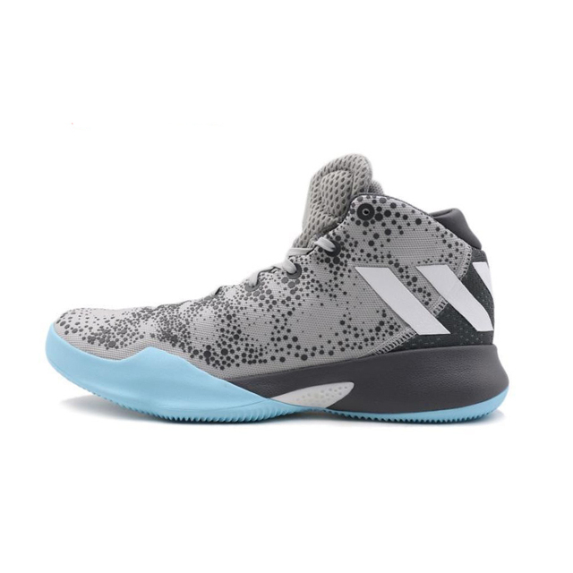new arrival 62737 99709 ADIDAS Crazy Heat Mens Basketball Shoes Breathable Height Increasing  Comfortable High Top Support Sports Sneakers For Men Shoes 503.4 ₪
