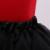 Next crianças conjuntos de roupas crianças moda infantil tutu meninas algodão colete + saias tutu preto partido das crianças conjunto de roupas a
