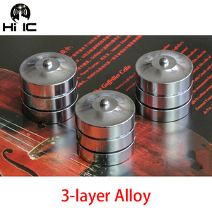 Image 5 - 4 PCS HIFI Audio Lautsprecher Verstärker Keramik perlen Stahl perlen Anti stoßdämpfer Fuß Pad Füße Basis Vibration Absorption stehen