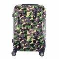 Chicas de gran capacidad maletas trolley, hombre de negocios camuflaje viajar equipaje, mujeres impermeable de viaje Spinner maleta bolsa