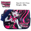 Japanese Anime Monster High Shoulder Messenger Bags Link Cosplay Canvas Bag Students School Bag