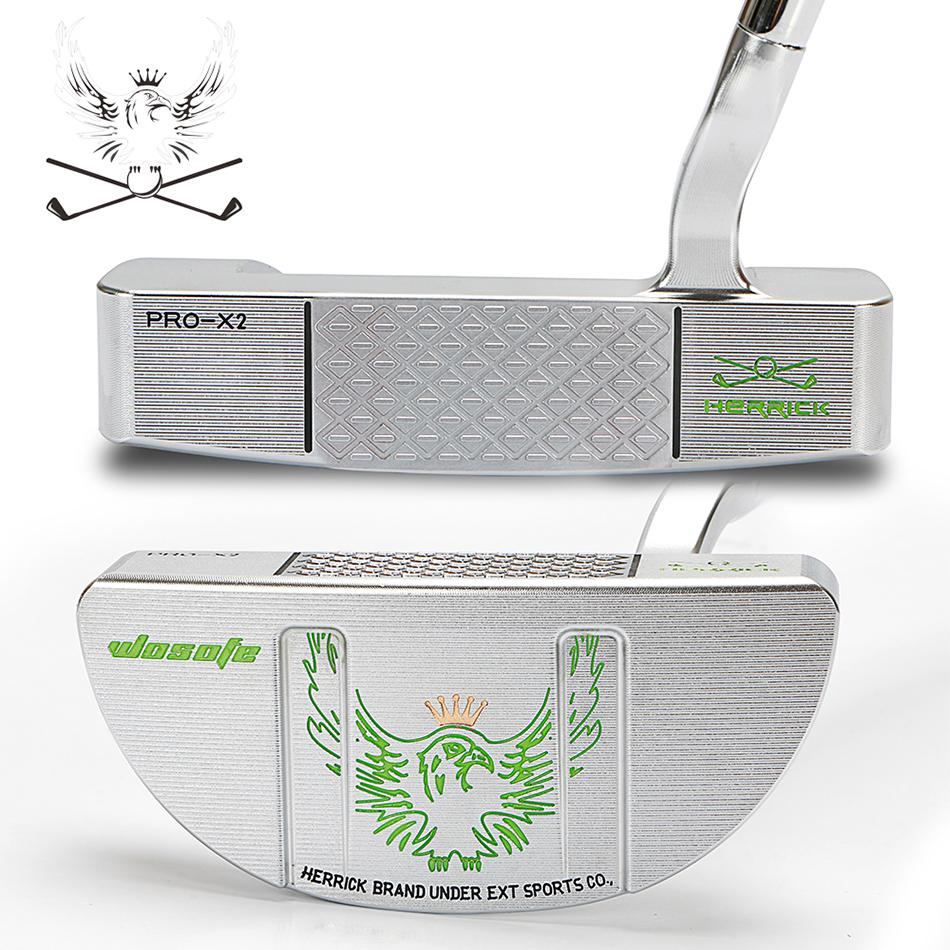 NEW golf clubs putter men steel shaft silver 33 34 35inch X1 X2 X3  three paragraph is available for choose freeshipping-in Golf Clubs from Sports & Entertainment